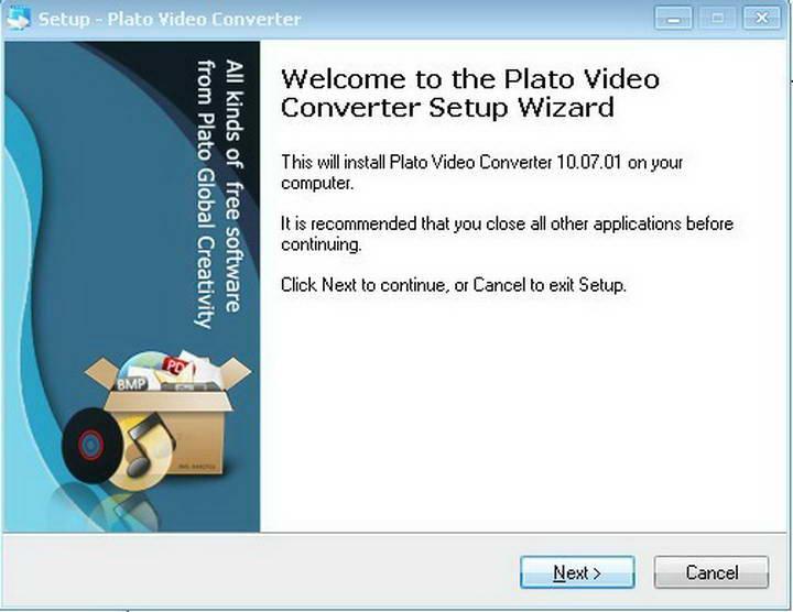 Plato Video To Audio Convertor