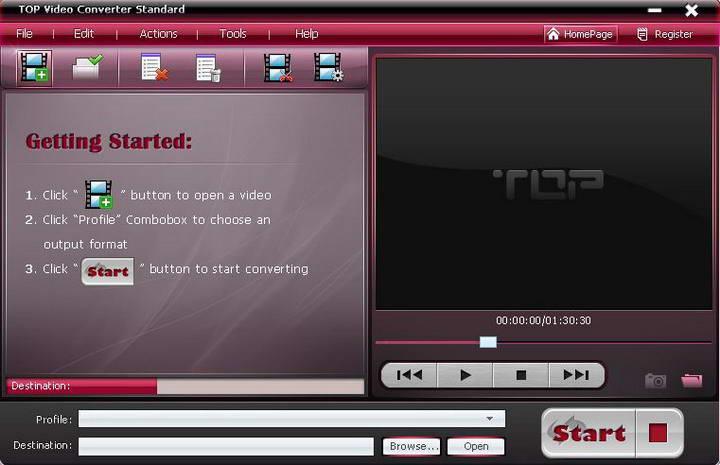 Top Video Converter Standard