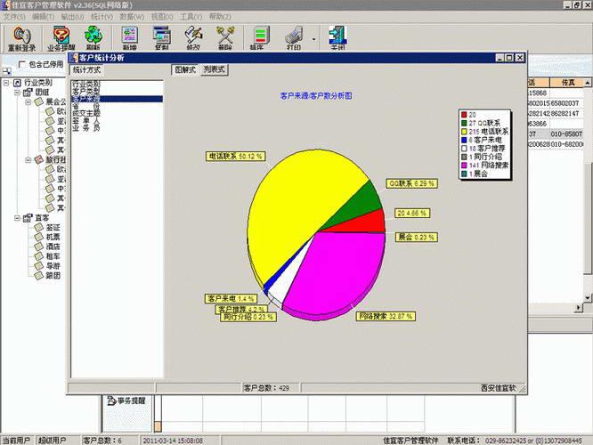 佳宜客户管理软件