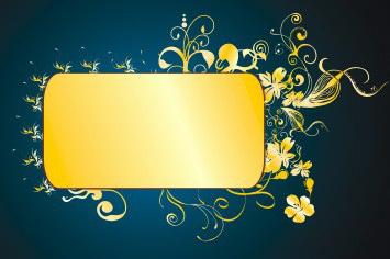 金色华丽花纹背景素材10官方下载|金色华丽花纹背景