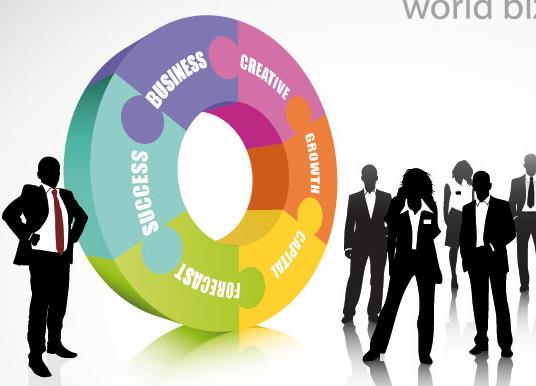 商业职场概念元素图片eps矢量素材