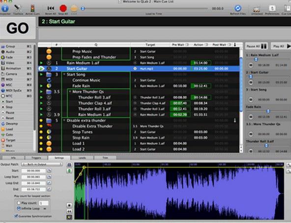 QLab For Mac