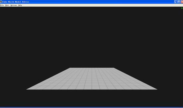 魔方世界地图模型编辑器