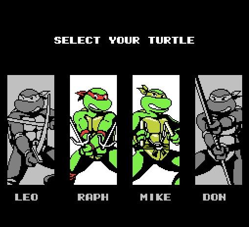 忍者神龟2代