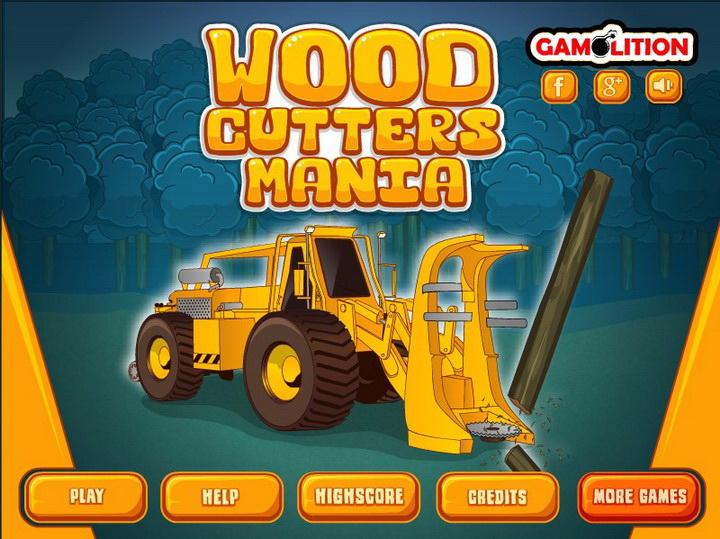 疯狂伐木机 -->   操作说明:   驾驶卡车完成伐木任务。   如何开始:   加载完成点击两次Play,选择关卡,关闭说明开始游戏。   游戏目标:   ↑↓←→控制移动, Space刹车,Z确定伐木, 鼠标左键拖动然后释放滚轮砍树。   游戏介绍:   一款很有趣的开车小游戏。游戏中,你居住在大森林里,现在你要驾驶伐木机砍伐树木,先将卡车停靠在指定位置,然后砍伐树木,再讲木材运送到目的地,过程中尽量不要碰到障碍,完成目标即可过关。