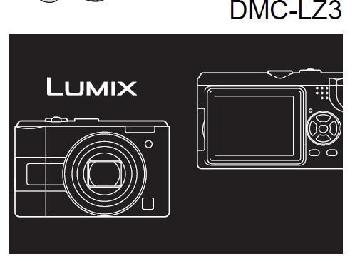 松下数码相机DMC-LZ5型使用说明书