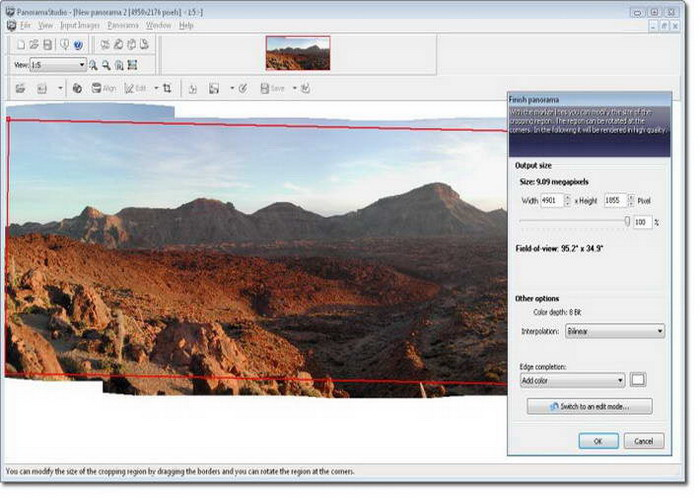 PanoramaStudio Std For Mac
