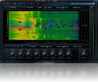 Blue Cat-s Liny EQ For Mac AAX