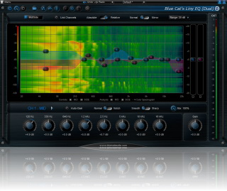 Blue Cat-s Liny EQ For VST