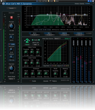 Blue Cat-s MB-5 Dynamix For Mac VST