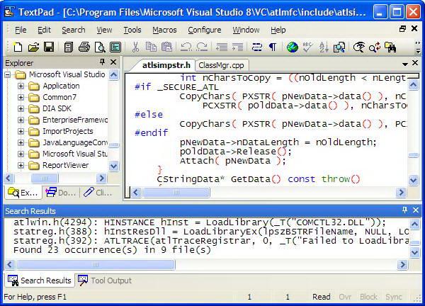 TextPad (x64)