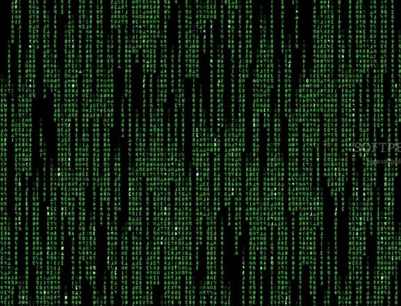 Another Matrix Screen Saver