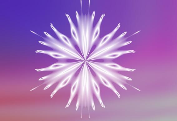 Snowflake Dreams Screensaver