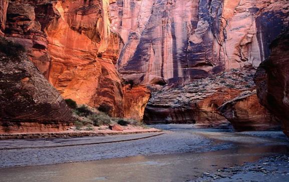 National Canyons Free Screensaver