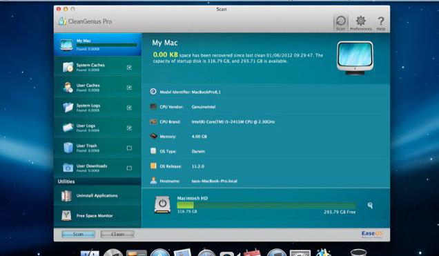 CleanGenius Pro for MAC