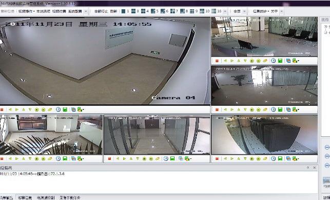 明德视频监控平台