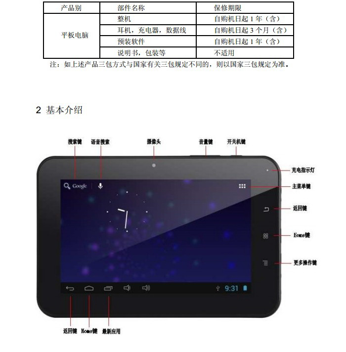 BENQ R75笔记本电脑说明书