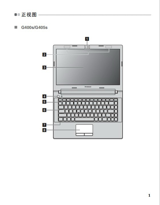 联想G500s Touch笔记本电脑使用说明书
