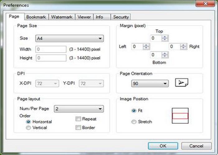 Opoosoft JPEG To PDF ( GUI + Command Line )