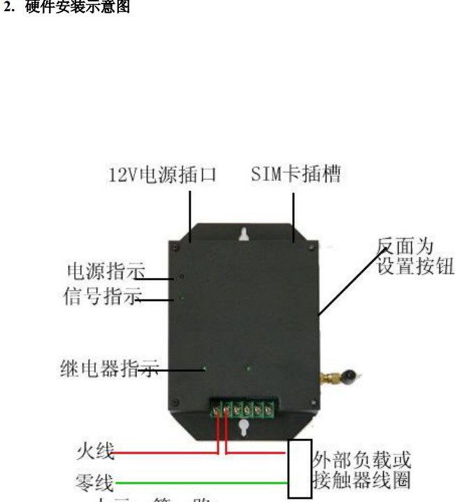 ht-1001通用型远程控制终端使用说明书