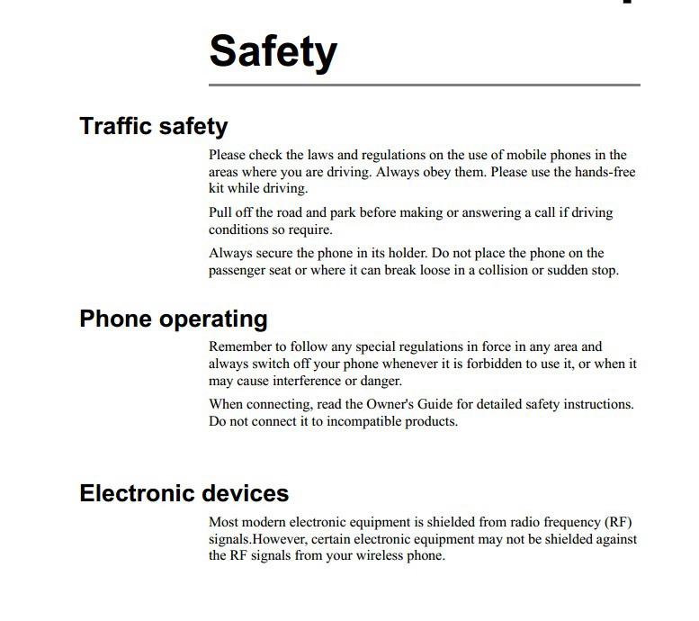 Xplore G88移动电话说明书
