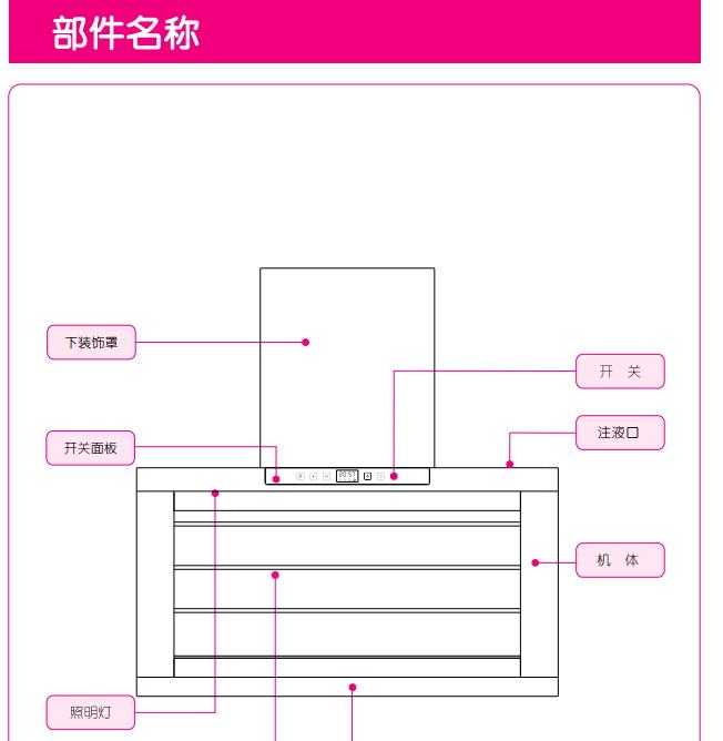 林内CXW-200-JSQA吸油烟机使用说明书