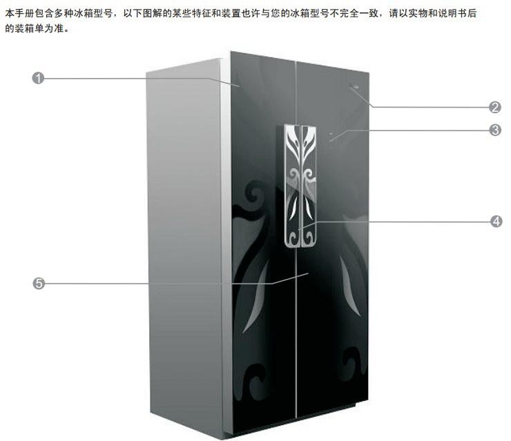 惠而浦BCD-620E2GB洗衣机使用说明书