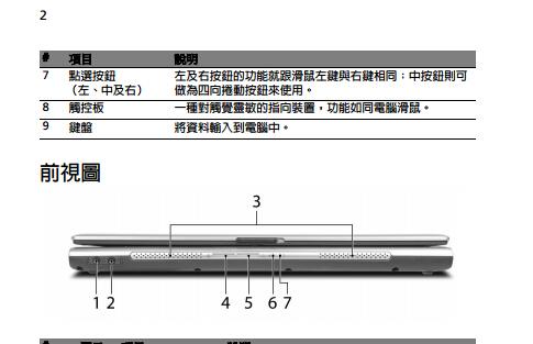 宏碁TravelMate 4100系列笔记本使用说明书