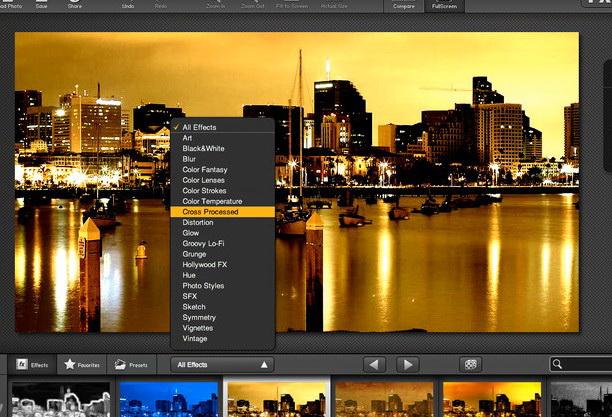 FX Photo Studio Pro For Mac