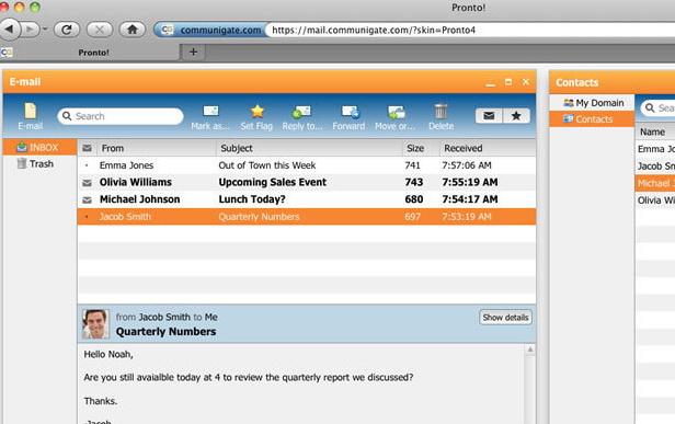 CommuniGate Pro For Mac