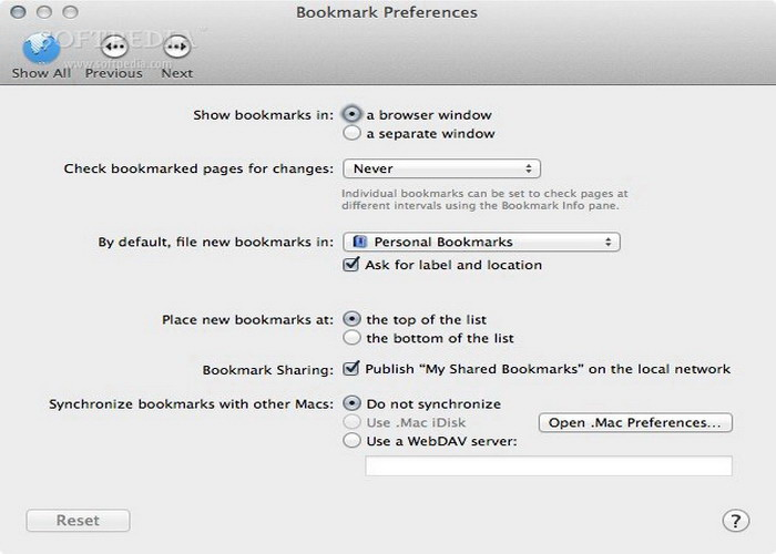 OmniWeb For Mac
