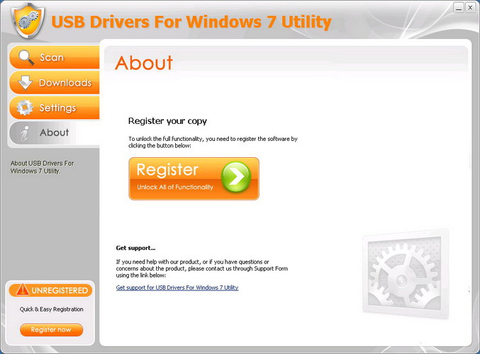 USB Drivers For Windows 7 Utility
