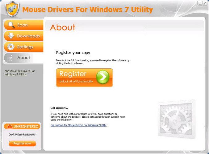 Mouse Drivers For Windows 7 Utility