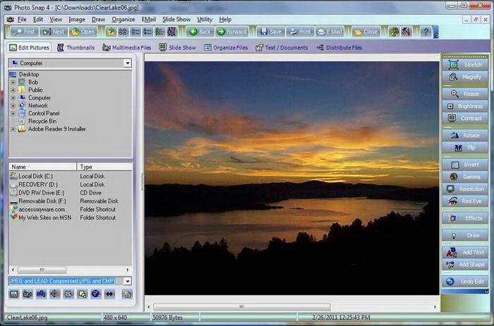 Photo Snap (64 bit)