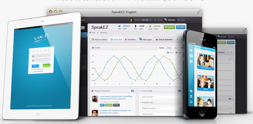 思必可英语 Speak EZ For Mac