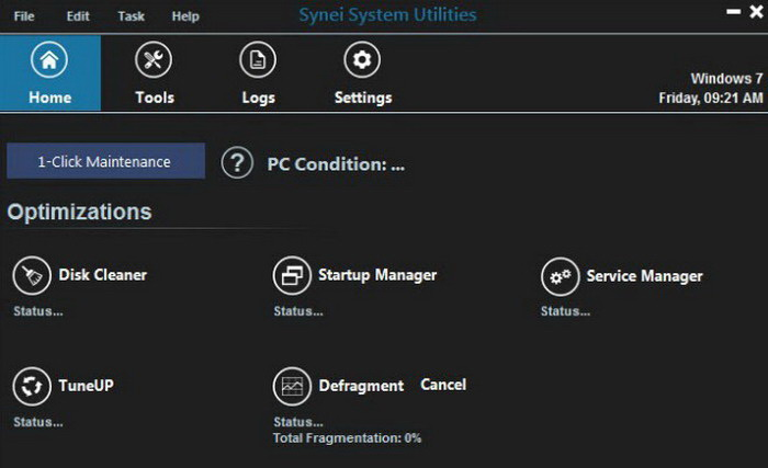 Synei System Utilities Portable