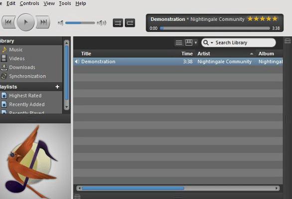 Nightingale  ForLinux 32-Bit