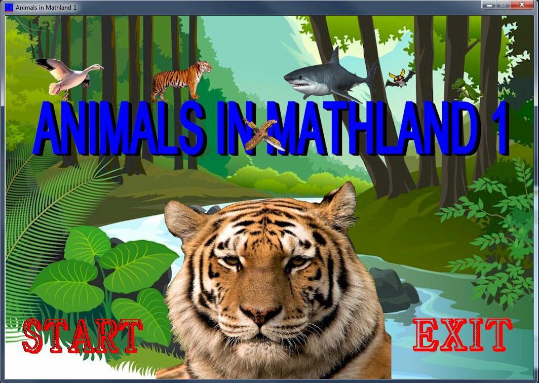 数学王国的动物们