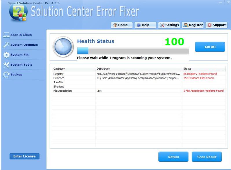 Smart Solution Center Pro