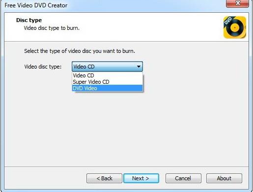 Free Video DVD Creator