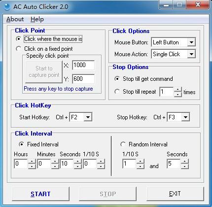 AC Auto Clicker