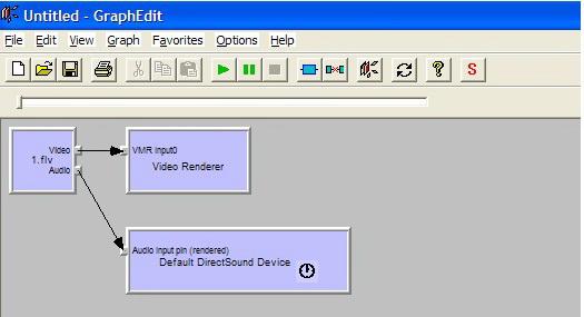 Mainmedia FLV Directshow Source Filter
