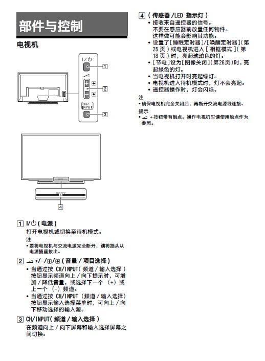 索尼KDL-40RM10B液晶彩电使用说明书