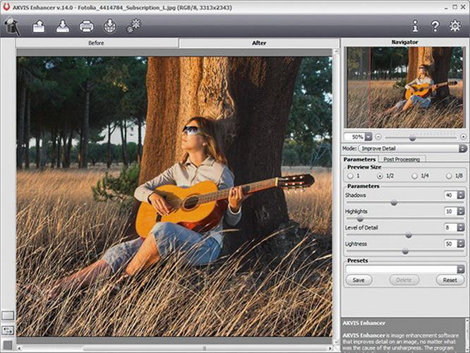 AKVIS Enhancer Plugin For Mac