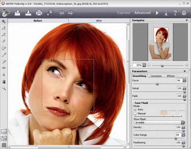 AKVIS MakeUp For Mac