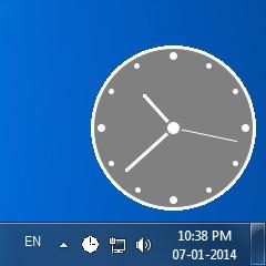 Persian Clock
