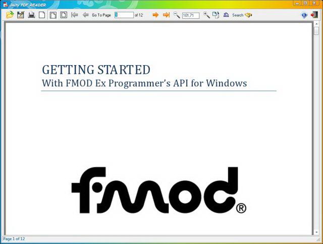 3nity PDF Reader