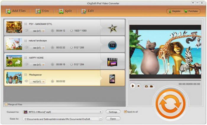 iOrgsoft DVD Maker For Mac