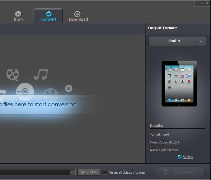 GET MKV to iPad