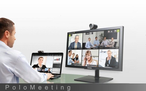 PoloMeeting视频会议系统完整安装包